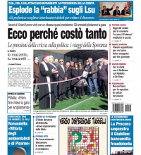 Legalità vo cercando, editoriale del Roma Cronache Lucane del 17 febbraio 2017