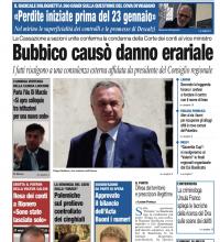 I provvedimenti della Regione Basilicata, Editoriale del Roma Cronache Lucane