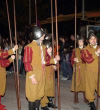 La saga di Dario e Rocco. Quando Dario discettò sulla sfilata dei turchi.