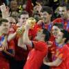 Espana, campione del mondo di calcio
