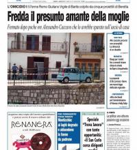 La passione vien mangiando, editoriale del Roma Cronache Lucane