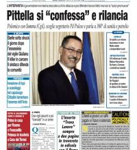 Vigili per una notte, editoriale del Roma Cronache Lucane