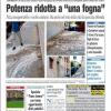 Primo nemico lo Stato, editoriale del Roma Cronache Lucane