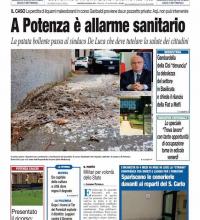 I riformati, editoriale del Roma Cronache Lucane