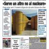 Il terremoto è una livella, editoriale del Roma Cronache Lucane