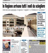 Il meno peggio, per dire, editoriale del Roma di Basilicata