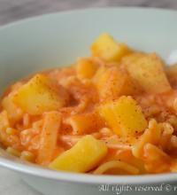 Diabete e pasta e patate