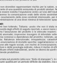 Le parabole della Basilicata. Il miracolo del bugiardino.
