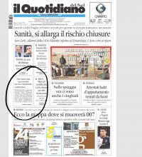 L'Italia, non è una nazione, ma è un condominio, dal Quotidiano del Sud