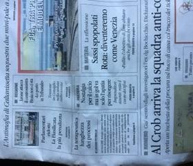Un processo è …. per sempre, dal Quotidiano del Sud.