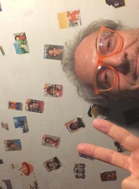 I diari di Gigio Gigi, bivaccinato, passaporto munito, scorpione, milite esente.