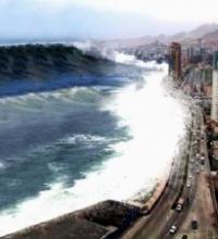 Terribile tsunami su Rione San Rocco