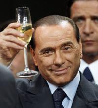 Ciao, ciao Silvio