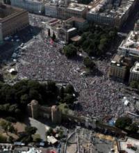 C'erano una volta le manifestazioni