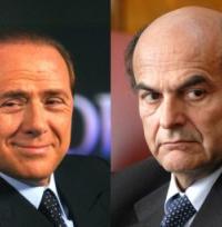 Berlusconi, Bersani e la legge elettorale