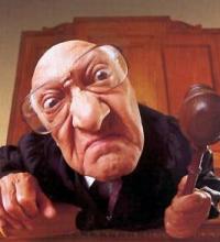 Lettera al mio giudice