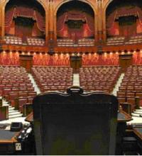 La giornata tipo del parlamentare